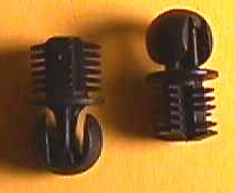 Round Speaker Grill Peg - Product Image