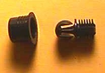 Round Speaker Grill Peg and Socket - Product Image